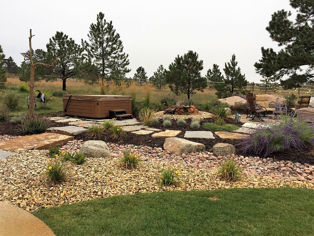 A Custom Design All Your Own That Reflects Your Style & Taste. Since 1993,  Green Scapes Landscaping ... - Green Scapes Landscaping, Inc. - Colorado Springs Landscaping, Green