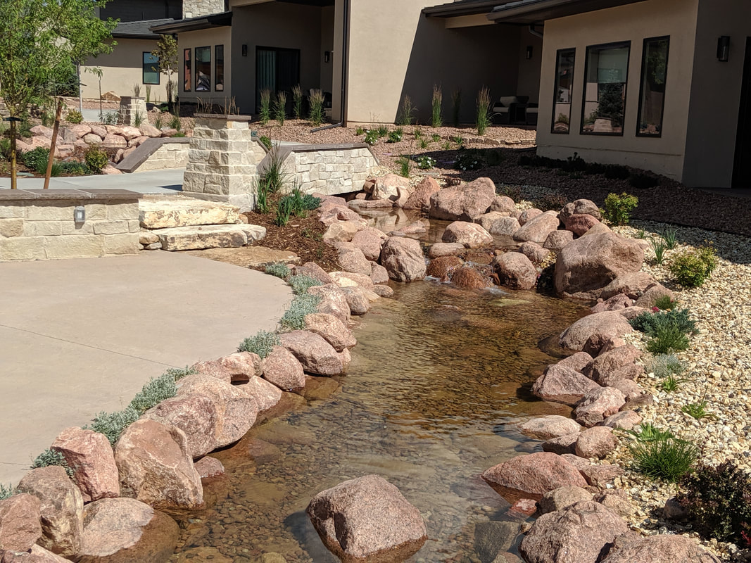 Colorado Springs Landscaping, Green Scapes Landscaping ...