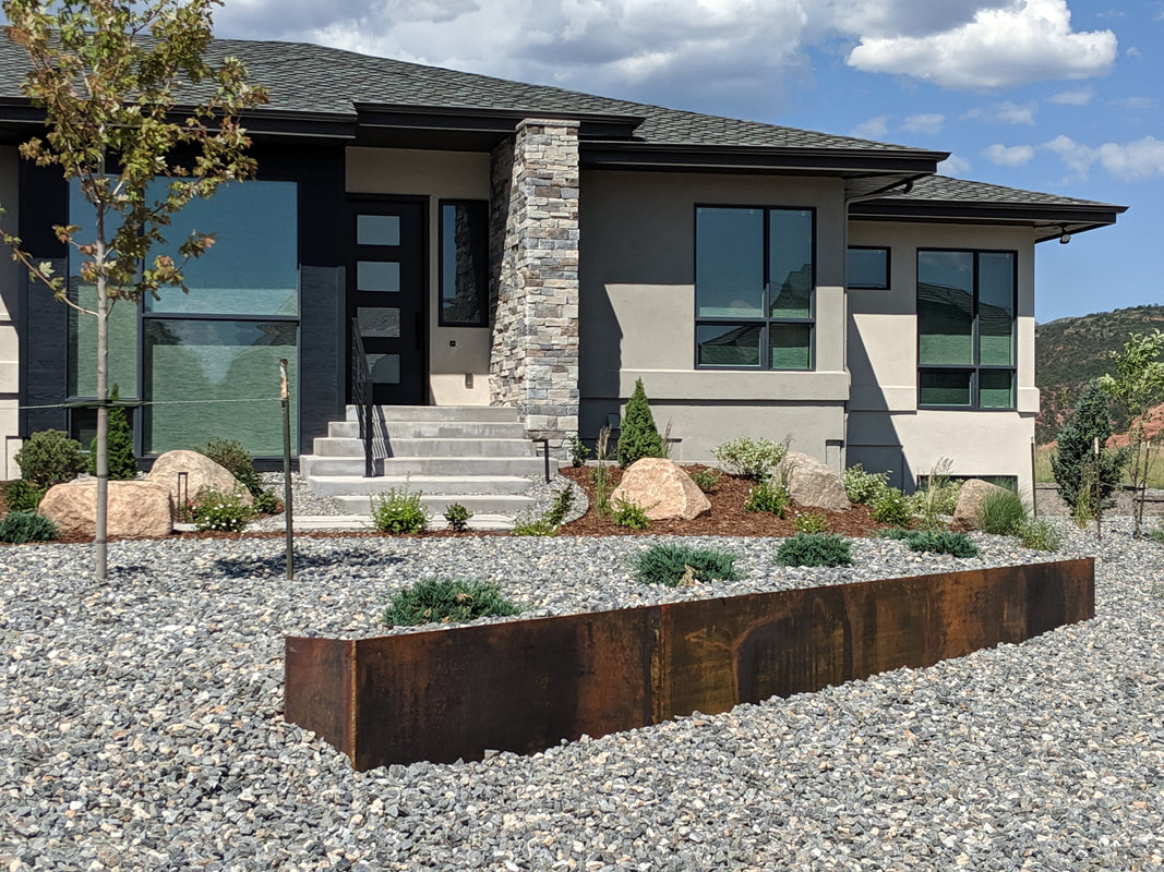 Green Scapes Landscaping, Inc.   Colorado Springs ...